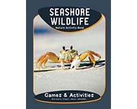 Seashore Wildlife Nature Activity Book-WFP1583555842