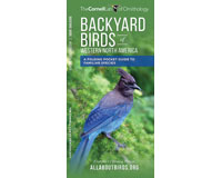 Backyard Birds of Western North America by  The Cornell Lab of Ornithology-WFP1620052433