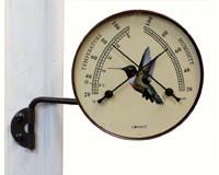 Hummingbird Comfortmeter Bronze Patina-CCBCOMF4BP