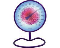 Convertible Dahlia Small 4 inch Dial Thermometer-CCBT6DAHLIA
