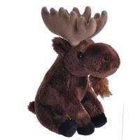 Plush Lil Kins Moose-WR21182