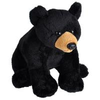 Plush Wild Calls Black Bear-WR23312