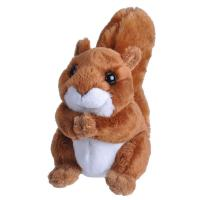 Plush Lil Kins Red Squirrel-WR23969