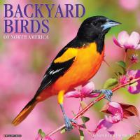 Backyard Birds 2021 Calendar-WC10594
