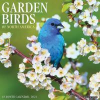 Garden Birds 2021 Calendar-WC11775