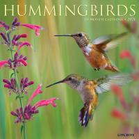 Hummingbirds 2021 Calendar-WC12161