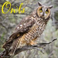 Owls 2021 Calendar-WC12840