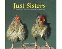 Just Sisters by Bonnie Louise Knchler-WC9781595434425