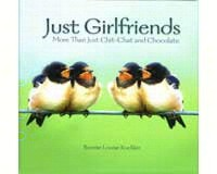 Just Girlfriends by Bonnie Louise Knchler-WC9781595438362