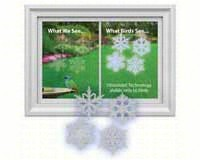 Snowflake Decal (4 per package)-WINDA7