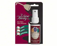Red Wine Stain Remover on Header Card (2 oz bottle)-WA66002HC