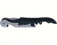 Black Uprinted Corkscrew WE301UP