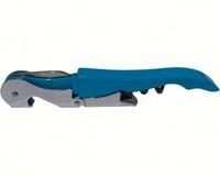 Blue Unprinted Corkscrew WE303UP