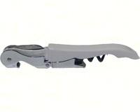 White Unprinted Corkscrew WE308UP