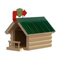 Lake & Cabin Mason Bee Shelter-WL25426