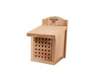Heavy Duty Cedar Mason Bee House-WL28552