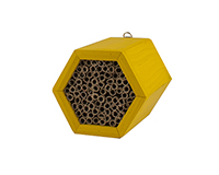 Honeycomb Modular Mason Bee House-WL28554