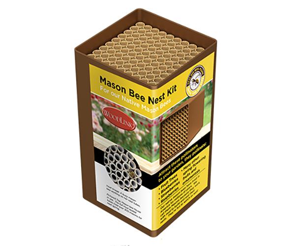 Replacement Mason Bee Fiberboard Nesting Tubes