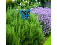 Butterfly Insect Shelter Stake-WL28559