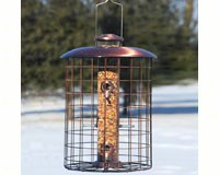 Coppertop Cages 6-Port Seed Feeder-WLCOPCAGE6S