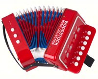 Woodstock Kid's Accordion-WOODWCKA