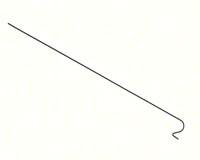 Wire Hook (Rpmt PP 215P)-WS184086R