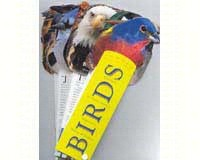 Birds Fandex Family Bird Guide-WMP0761113975