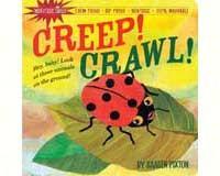 Indestructibles:Creep! Crawl! By Kaaren Pixton-WMP0761156963