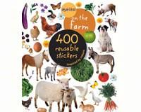 Eyelike On the Farm 400 Reusable Stickers-WMP0761169369