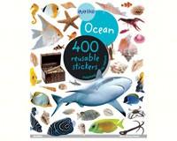 Eyelike Ocean 400 Reusable Stickers-WMP0761169377