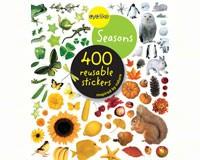 Eyelike Seasons 400 Reusable Stickers-WMP0761171409