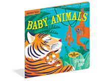 Indestructibles: Baby Animals by Stephan Lomp-WMP0761193081