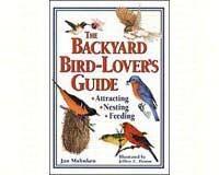 The Backyard Bird-Lovers Guide by Jan Mahnken-WMP0882669273