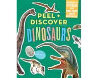 Peel + Discover: Dinosaurs-WMP100358