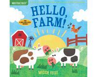 Indestructibles: Hello, Farm! By Maddie Frost-WMP100467