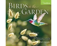 Birds in the Garden Wall Calen-WMP100616