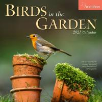Audubon Birds in the Garden 2021 Calendar-WMP100870