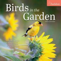 Audubon Birds in the Garden Wall Calendar 2022-WMP101218