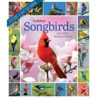 Audubon Songbirds and Other Backyard Birds Calendar 2022-WMP101220