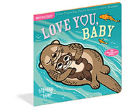 Indestructible: Love You Baby by Stephan Lomp-WMP1523501229