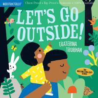 Let's Go Outside! Indestructibles Book-WMP1523509867