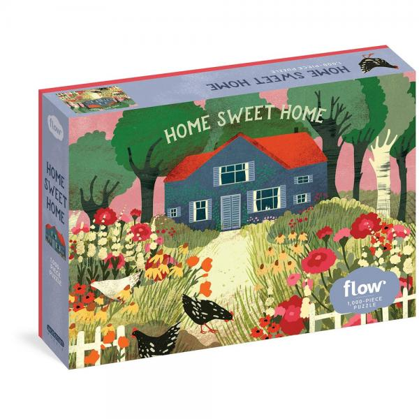 Home Sweet Home 1000 Piece Puzzle