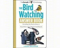 The Bird Watching Answer Book by Laura Erickson-WMP1603424523