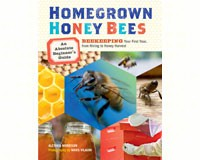 Homegrown Honey Bees by Aletha Morrison-WMP1603429948