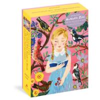 The Girl Who Reads To Birds Puzzle 500 pcs-WMP1648290466