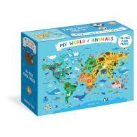 My World of Animals Puzzle-WMP1950500758