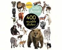 Eyelike Wild Animals 400 Reusable Stickers-WMP780761179641
