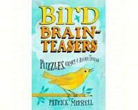 Bird Brain- Teasers by Patrick Merrell-WMP781603420808