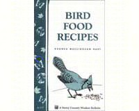Bird Food Recipes by Rhonda Massingham Hart-WMPA137