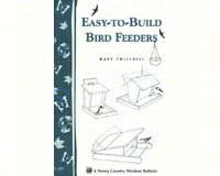 Easy To Build Bird Feeders-WMPA209